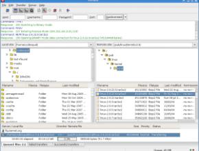 Image of FileZilla by FileZilla