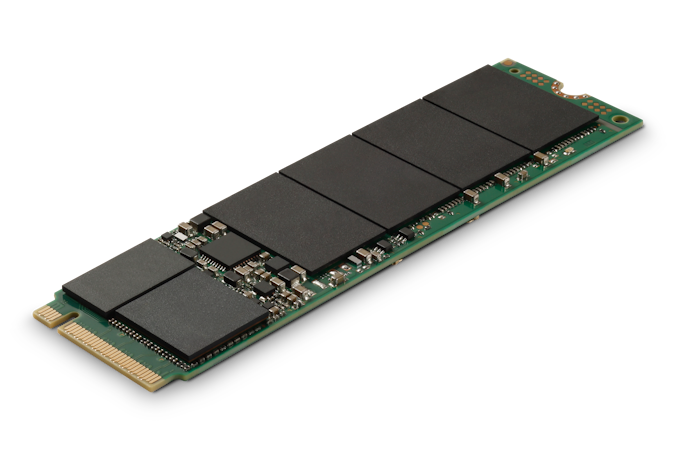 Image of SSD. Image by AnandTech