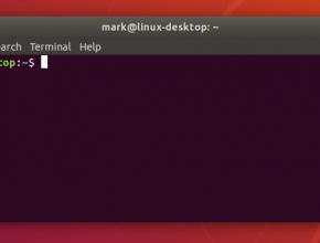 Image of the Ubuntu Terminal from Ubuntu Tutorials