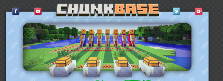 How to Find Things in Your Minecraft World on Chunkbase