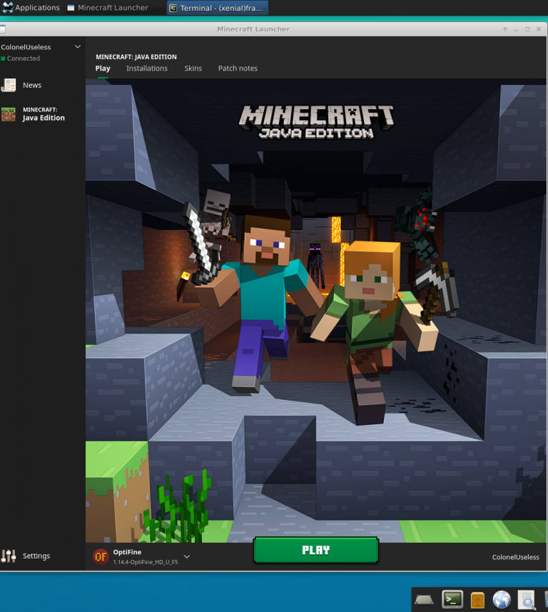 How to Play Minecraft: Java Edition on a Chromebook