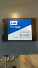 My SSD