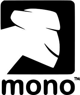 Mono C sharp logo