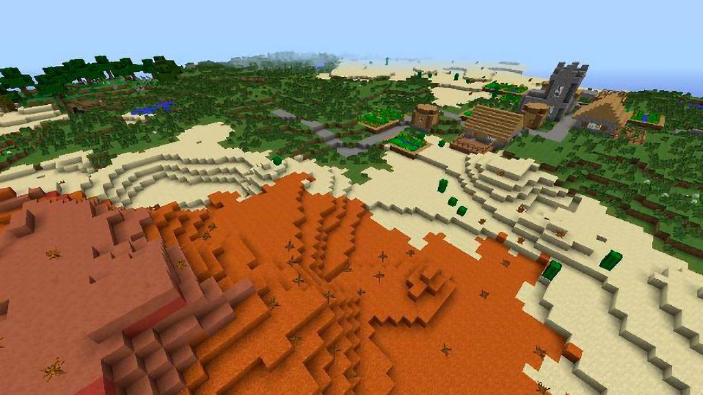 Optimizing Minecraft Seeds